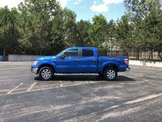 Used 2014 Ford F-150 XLT XTR CREW 4X4 for sale in Cayuga, ON