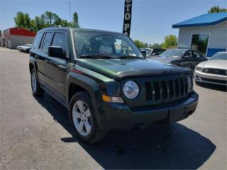 Used 2011 Jeep Patriot  fwd 149k safetied we finance Sport for sale in Madoc, ON