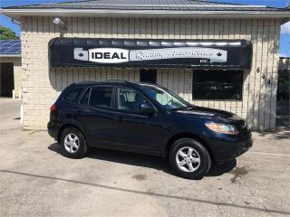 Used 2008 Hyundai Santa Fe GLS 5-Pass for sale in Mount Brydges, ON