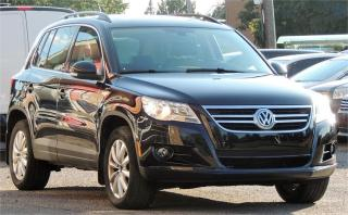 Used 2011 Volkswagen Tiguan Highline for sale in Etobicoke, ON