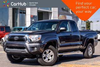 Used 2013 Toyota Tacoma 4x4 Tonneau_Cover Backup_Cam Bluetooth Keyless_Entry for sale in Thornhill, ON
