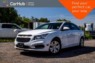 Used 2016 Chevrolet Cruze Limited LT|Bluetooth|R-Start|Keyless Entry|Pwr Windows for sale in Bolton, ON