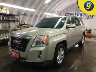 Used 2015 GMC Terrain SLE*AWD*PHONE CONNECT*BACK UP CAMERA*TOUCH SCREEN*KEYLESS ENTRY*FOG LIGHTS/AUTO HEADLIGHTS*CLIMATE CONTROL*POWER SEAT/MIRRORS/WINDOWS/LOCKS*ECO MODE*A for sale in Cambridge, ON