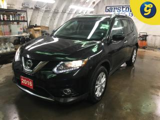 Used 2016 Nissan Rogue SV*AWD*BACK UP CAMERA*PHONE CONNECT*FRONT HEATED SEATS*PUSH BUTTON IGNITION* KEYLESS ENTRY*ECONOMY MODE*SPORT MODE*HILL DECENT ASIST*HEATED MIRRORS*FO for sale in Cambridge, ON