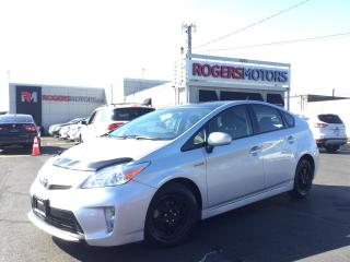 Used 2014 Toyota Prius - NAVI - SUNROOF - REVERSE CAM for sale in Oakville, ON