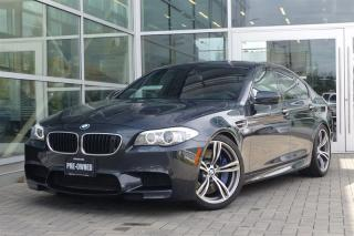 Used 2013 BMW M5 Low Kms! for sale in Vancouver, BC