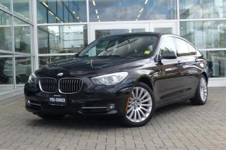Used 2013 BMW 535xi xDrive Gran Turismo for sale in Vancouver, BC