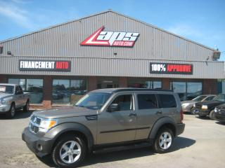 Used 2007 Dodge Nitro SE / 4x4 for sale in Ste-Catherine, QC