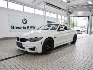 Used 2017 BMW M4 Cabriolet for sale in Edmonton, AB