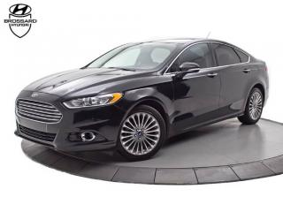 Used 2013 Ford Fusion Titanium Awd Cuir for sale in Brossard, QC