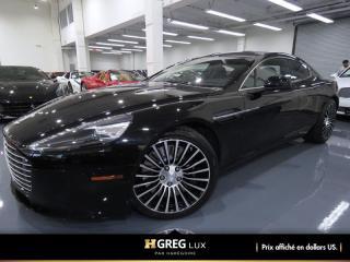 Used 2017 Aston Martin Rapide for sale in Saint-leonard, QC