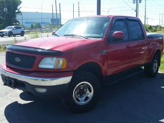 Used 2001 Ford F-150 XLT 4X4 for sale in Gloucester, ON