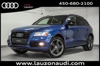 Used 2017 Audi Q5 2.0t Competition for sale in Laval, QC