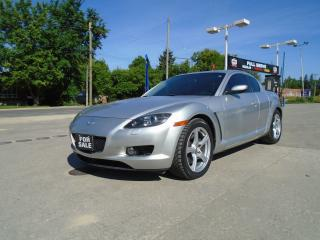 Used 2005 Mazda RX-8 GS for sale in King City, ON
