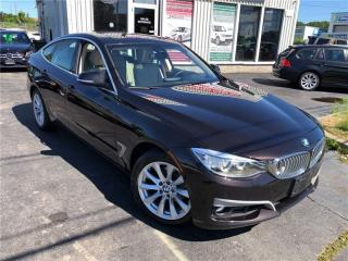 Used 2014 BMW 328xi 328i xDrive Gran Turismo for sale in Burlington, ON