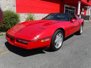 Used 1988 Chevrolet Corvette for sale in Cornwall, ON