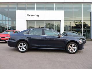 Used 2015 Volkswagen Passat Comfortline | Rear Camera | Sunroof | Heated Seats for sale in Pickering, ON
