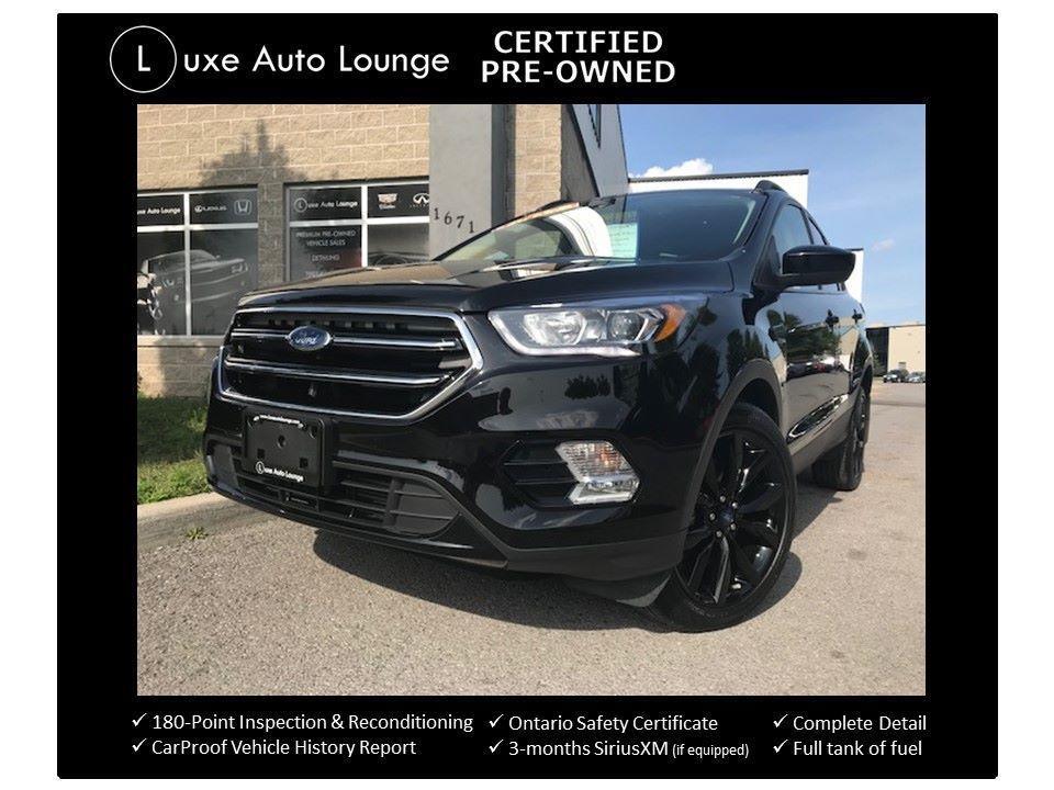 2017 Ford Escape Luxe Auto Lounge Inc