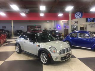 Used 2012 MINI Cooper AUT0 LEATHER PANORAMIC ROOF 85K for sale in North York, ON