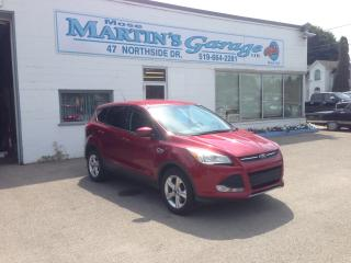 Used 2013 Ford Escape SE for sale in St Jacobs, ON