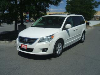 Used 2009 Volkswagen Routan Highline for sale in York, ON