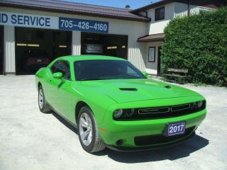Used 2017 Dodge Challenger SXT for sale in Beaverton, ON
