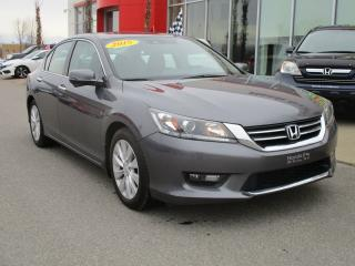 Used 2015 Honda Accord EX-L for sale in Quebec, QC