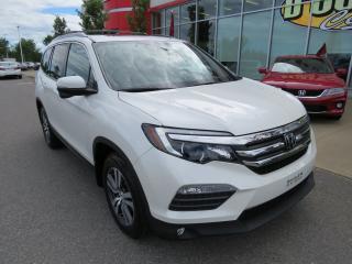 Used 2017 Honda Pilot EX for sale in Quebec, QC