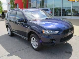 Used 2013 Mitsubishi Outlander Es Traction Avant for sale in Quebec, QC
