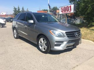 Used 2013 Mercedes-Benz ML 350 BLUE TECH,B/U CAMERA,NO ACCIDENT,166K,$22900, for sale in North York, ON