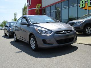 Used 2016 Hyundai Accent SE for sale in Quebec, QC