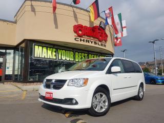 Used 2017 Dodge Grand Caravan Crew Plus for sale in Scarborough, ON