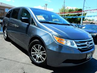 Used 2013 Honda Odyssey EX | 8 PASS | POWER DOORS | BACK UP CAMERA for sale in Kitchener, ON