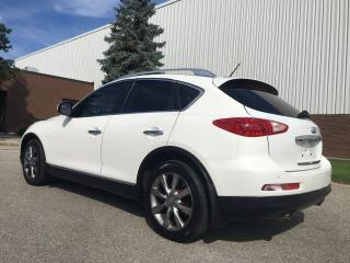 Used 2008 Infiniti EX35 Journey Luxury Package for sale in Mississauga, ON