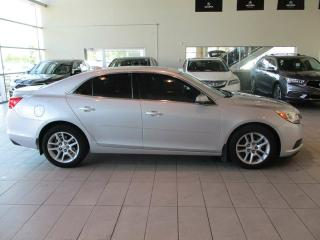 Used 2015 Chevrolet Malibu LT Back Up Camera Bluetooth Leather Seats for sale in Red Deer, AB