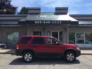 Used 2005 Ford Escape XLT for sale in Mississauga, ON
