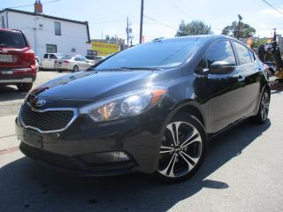 Used 2014 Kia Forte EX ALLOY BLUETOOYH BACK OF CAMERA for sale in York, ON