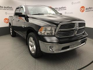 Used 2015 RAM 1500 SLT 4x4 Crew Cab for sale in Red Deer, AB
