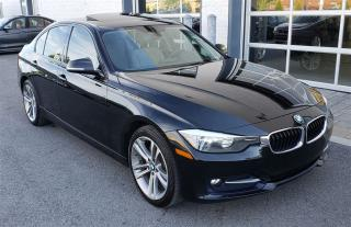 Used 2014 BMW 320 I Xdrive Sport Line 1 for sale in Dorval, QC