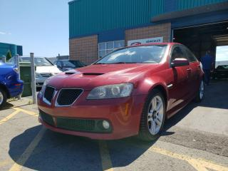 Used 2009 Pontiac G8 for sale in St-Eustache, QC