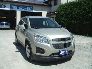 Used 2017 Chevrolet Tracker LS for sale in Beaverton, ON