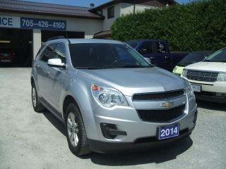 Used 2014 Chevrolet Equinox LT , AWD for sale in Beaverton, ON