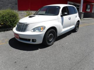 Used 2010 Chrysler PT Cruiser CLASSIC for sale in Cornwall, ON