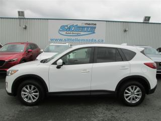 Used 2015 Mazda CX-5 GS AWD 2.5L SKY TOIT OUVRANT for sale in Saint-georges, QC