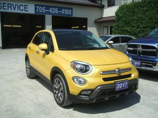 Used 2017 Fiat 500 X TREKKING for sale in Beaverton, ON