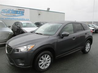 Used 2016 Mazda CX-5 Gx Sky Activ for sale in Saint-georges, QC
