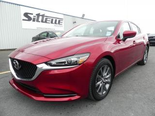 Used 2018 Mazda MAZDA6 *GS-L*CUIR*AUTOM*TURBO* for sale in St-Georges, QC