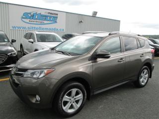 Used 2013 Toyota RAV4 XLE AWD TOIT OUVRANT for sale in Saint-georges, QC