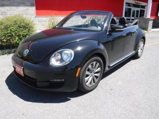 Used 2013 Volkswagen Beetle COMFORTLINE for sale in Cornwall, ON