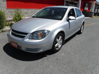 Used 2009 Chevrolet Cobalt LT w/1SA for sale in Cornwall, ON